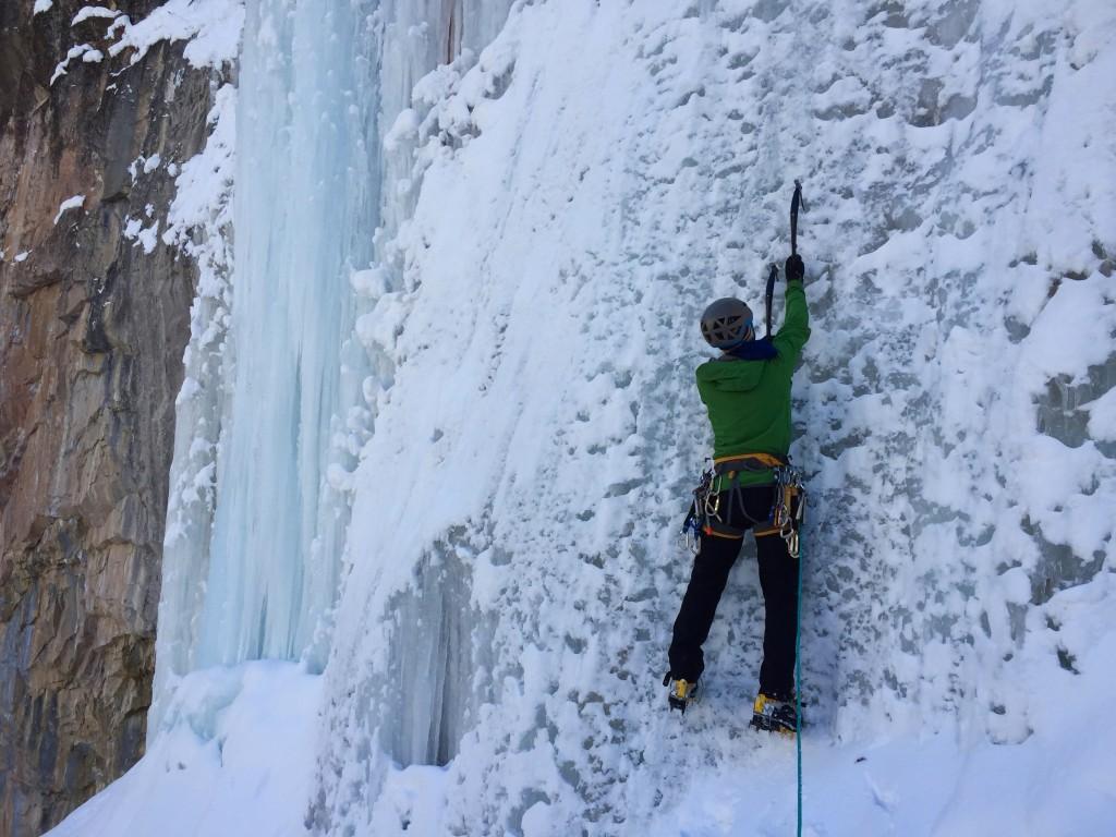 Climbing the Final Curtain